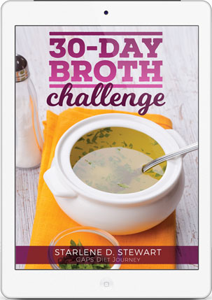 30-Day Broth Challenge