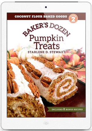 Baker's Dozen Pumpkin Treats