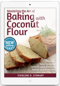 Mastering the Art of Baking with Coconut Flour