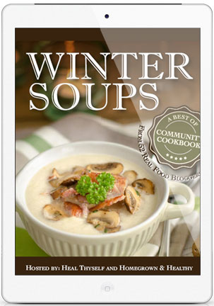 Winter Soups Community Cookbook