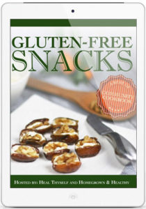 Gluten-Free Snacks Community Cookbook
