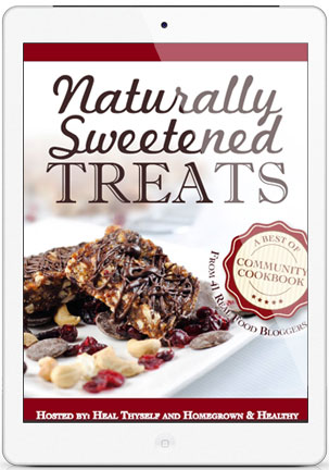 Naturally Sweetened Treats
