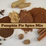 My Exclusive Pumpkin Pie Spice Mix