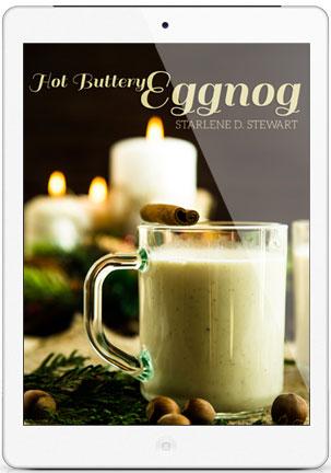 Hot Buttery Eggnog iPad