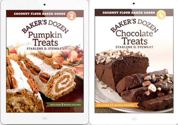 Pumpkin Treats & Chocolate Treats Together Again!